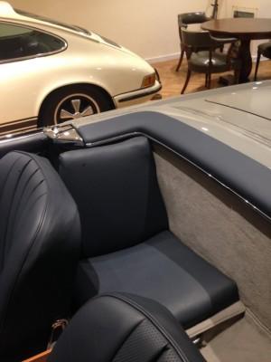 MBZ 230SL r seat
